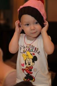 Sophia hat 2